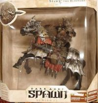 McFarlane\'s Spawn - Series 22 (The Viking Age) - Spawn the Bloodaxe & Thunderhoof deluxe