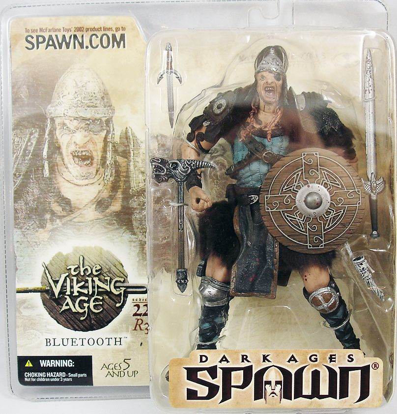 McFarlane\'s Spawn - Serie 22 R3 (The Viking Age) - Bluetooth