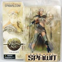 McFarlane\'s Spawn - Serie 22 R3 (The Viking Age) - Valkerie