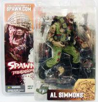 McFarlane\'s Spawn - Serie 23 (Mutations) - Al Simmons
