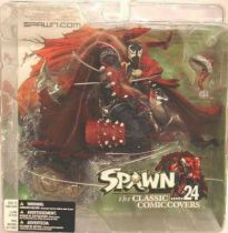 McFarlane\'s Spawn - Series 24 (Classic Comic Covers) - Spawn i.39 (masked variant)