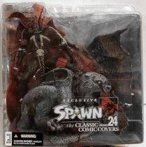 McFarlane\\\'s Spawn - Series 24 (Classic Comic Covers) Spawn i.98 (McFarlane Collector\\\'s Club Exclusive)