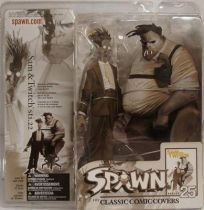McFarlane\\\'s Spawn - Series 25 (Classic Comic Covers) - Sam & Twitch sti.22