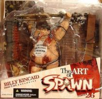 McFarlane\\\'s Spawn - Series 26 (The Art of Spawn) - Billy Kincaid (McFarlane Collector\\\'s Club Exclusive)