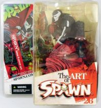 McFarlane\'s Spawn - Serie 26 The Art of Spawn - Spawn issue 8