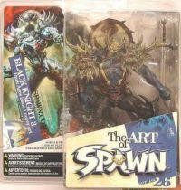 McFarlane\'s Spawn - Series 26 (The Art of Spawn) - Spawn the Black Knight III