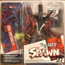 McFarlane\\\'s Spawn - Series 27 (The Art of Spawn) - Spawn i.119
