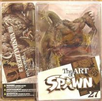 McFarlane\\\'s Spawn - Series 27 (The Art of Spawn) - Vandalizer 2
