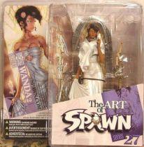 McFarlane\\\'s Spawn - Series 27 (The Art of Spawn) - Wanda 2