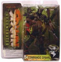 McFarlane\'s Spawn - Series 28 (Regenerated) - Commando Spawn 2