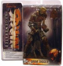McFarlane\'s Spawn - Series 28 (Regenerated) - Grave Digger 2
