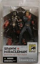 McFarlane\'s Spawn - Spawn + Miracleman (San Diego Comic Con Exclusive two-pack)