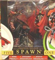 McFarlane\'s Spawn - Spawn the Evolution 2-pack - Spawn I & Spawn V
