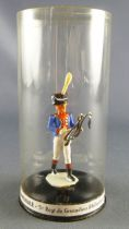 MDM - 40mm - Napoleonic - Imperial Guard - 3th Grenadiers Reg( Dutch) - Band Mint in Box
