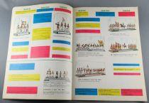 MDM - Empire - Catalogue 12 Pages Couleur + Tarifs 1973 + Fiche Inventaire
