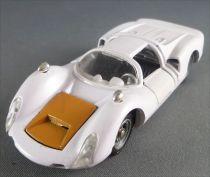 Mebetoys A-25 Porsche Carrera 10 Blanche 1/43 sans Boite