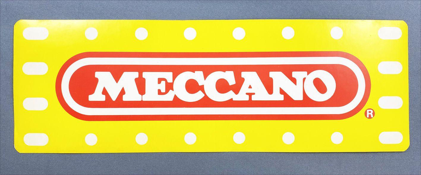 Meccano - Promotional Sticker 1980\'s