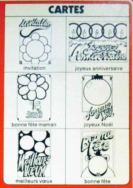 Meccano - Spirograph Etui de Dessins - Cartes