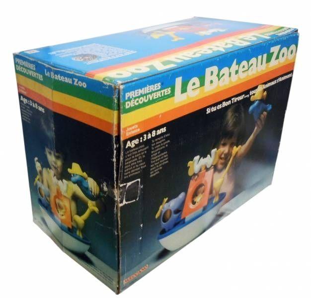 Meccano/Hasbro 1978 - Jouet de Bain - Le Bateau Zoo