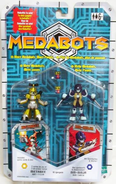 Medabots - Metabee & Nin-Ninja