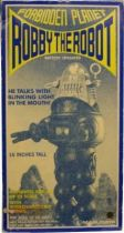 Medicom Forbidden planet Light and sound Robby