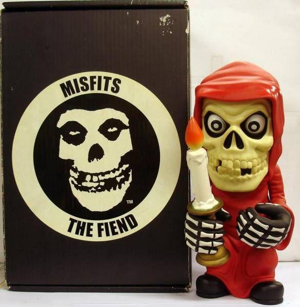 Medicom The Misfits The Fiend vinyl figure