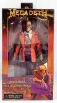 """Megadeath \""""Peace Sells... But who buying?\"""" - figurine Retro NECA"""