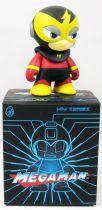 """Megaman 1 - Elecman 3\"""" vinyl figure - Kidrobot Capcom"""