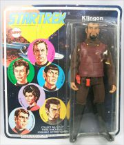 Mego - Star Trek The Original Series - Klingon (neuf sous blister)