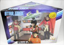 Mego - Star Trek The Original Series - Mirror Universe Lt. Sulu & Lt. Uhura