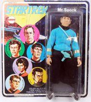 Mego - Star Trek The Original Series - Mr. Spock (Mint on Card 1974)