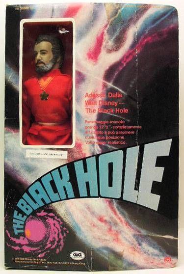 Mego The black hole 12 inches Hans Reinhardt