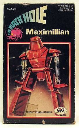 Mego The black hole Magnemo Maximilian