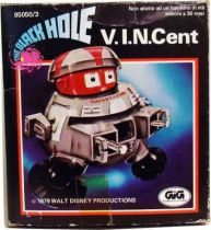 Mego The black hole Magnemo V.I.N Cent