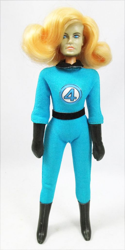 Mego World\'s Greatest Super-Heroes - Invisible Girl (loose)