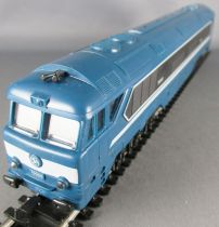 Mehano 19017 T151 Ho Sncf Diesel Locomotive CC 70000 with Light