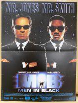 Men in Black (MIB) - Movie Poster 40x60cm - Columbia Pictures 1997