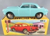 Mercury Hachette N°13 Alfa Romeo Giulietta Sprint Turquoise Neuve en Boite
