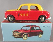Mercury Hachette N°13 Fiat 1100 Nuova Taxi de Berne Neuve en Boite