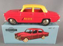 Mercury Hachette N°17 Alfa Romeo Giulietta Taxi de Berne Neuve en Boite