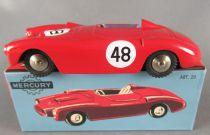 Mercury Hachette N°26 Lancia D24 Rouge Neuve en Boite