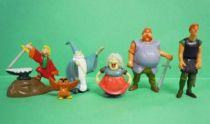 Merlin l\'enchanteur - Kid\'M - Série de 6 figurines PVC Disney Classic