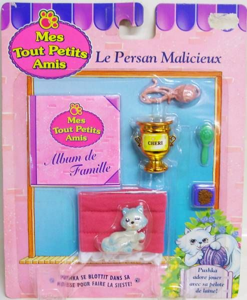 Mes Tout Petits Amis - Kenner - Le Persan Malicieux