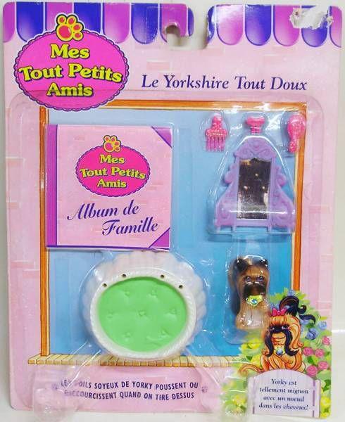 Mes Tout Petits Amis - Kenner - Le Yorkshire Tout Doux