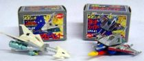 Message from Space - Set of two mini-ships (Capsule Popynica) - Comet Fire & Galaxy Runner
