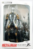 Metal Gear Solid - Cyborg Ninja - Figurine Play Arts Kai - Square Enix