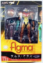 Metroid - Figurine Figma - Samus Aran - Max Factory