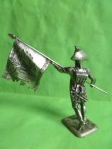 M.H.S.P. - Emperor and his Headquarter - Footed Voltigeur with flag