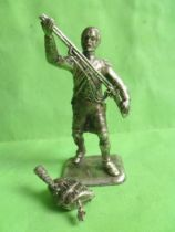 M.H.S.P. - Napoléon et son état major - Piéton Grenadier de la Garde levant son fusil