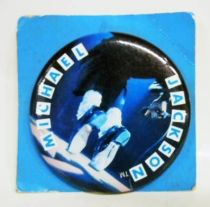 Michael Jackson - Badge vintage 1984 (neuf)